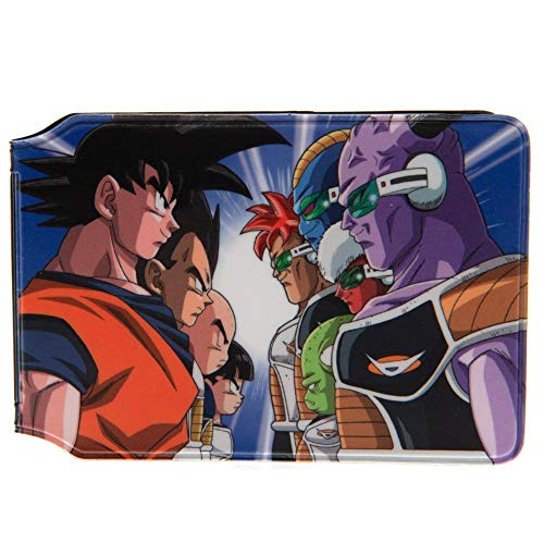 GB Eye, Dragon Ball Z, Face Off, Porte Carte,