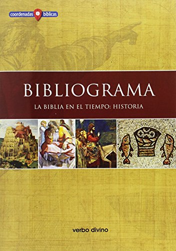 Bibliograma: La Biblia en el tiempo: historia (Materiales de trabajo)