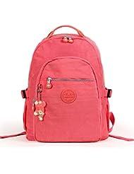CengBao 2 nuevas bolsas de hombro bolsa de viaje de ocio estudiantes masculinos y femeninos mochilas escolares turismo Mochila deportiva marea coreano