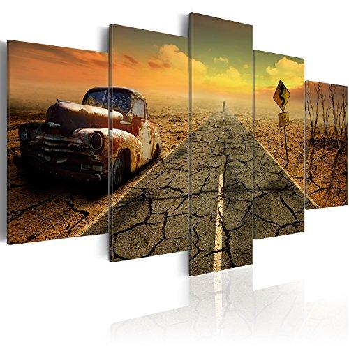 murando - Cuadro en Lienzo 200x100 cm - Impresion en calidad fotografica - Cuadro en lienzo tejido-no tejido - Coche 020112-22