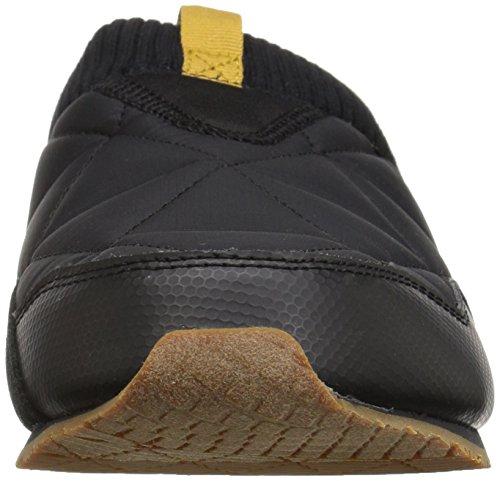 Teva Herren Ember Moc Sneaker Schwarz (nero)