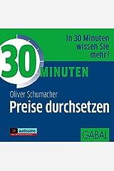30 Minuten Preise durchsetzen (audissimo) Audio CD