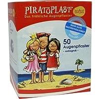 PIRATOPLAST Natur Augenpflaster extra gr.57x80 mm 50 St preisvergleich bei billige-tabletten.eu