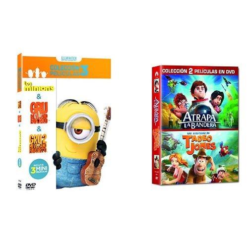 Comprar película de Los Minions