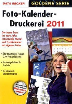 Foto-Kalender-Druckerei 2011: Schluss mit langweiligen Standard-Kalendern!