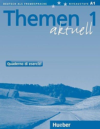 Aufderstraße Themen Aktuell It Arbeitsbuch 1 Themen Aktuell 1, Arbeitsbuch Ed. Italia