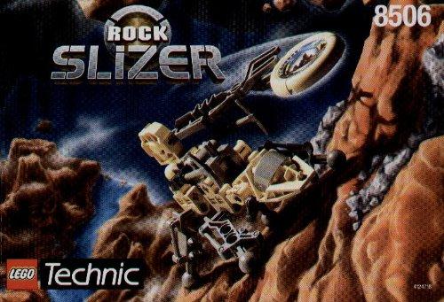 Preisvergleich Produktbild LEGO Technic Felsen Slizer