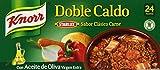 Knorr Doble Caldo Sabor Clásico Carne - 24 pastillas