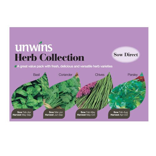 unwins-herb-collection