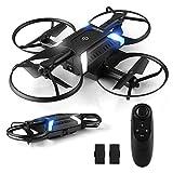 HELIFAR H816 drone con telecamera, Mini drone con WIFI FPV HD 720P APP, drone...