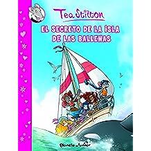 El secreto de la Isla de las Ballenas: Cómic Tea Stilton 1 (Comic Tea Stilton)