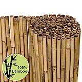 Sol Royal Canisse en Bambou SolVision B38 Fence 90x250cm haie Brise-Vue Brande Jardin...