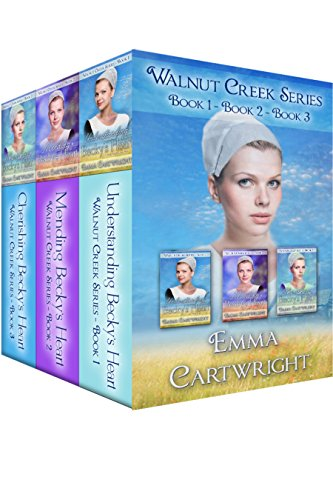 Amish Romance The Walnut Creek Amish Romance Series Boxset Becky S Heart Short Amish Romance Stories