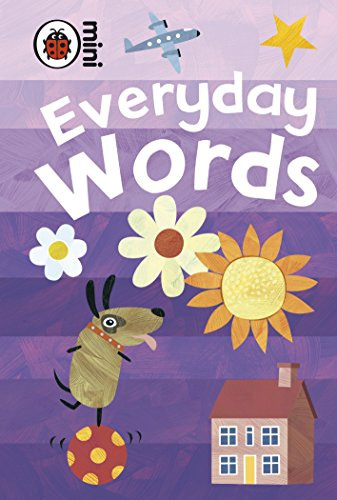 Early Learning: Everyday Words (Ladybird Minis) por Ladybird