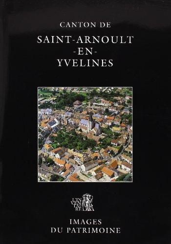 Canton de Saint-Arnoult-en-Yvelines