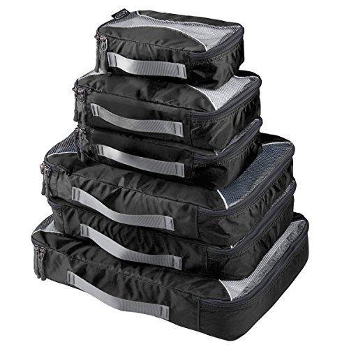 G4Free Cubos de embalaje valor establecido para viajes - 6pcs protecto