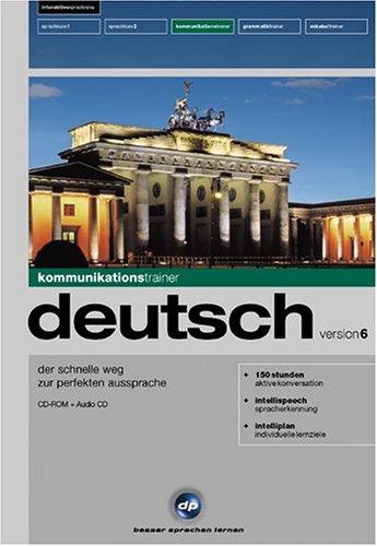 Kommunikationstrainer Deutsch - Interaktive Sprachreise Version 6
