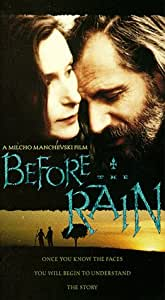 Before the Rain [VHS] [Import USA]