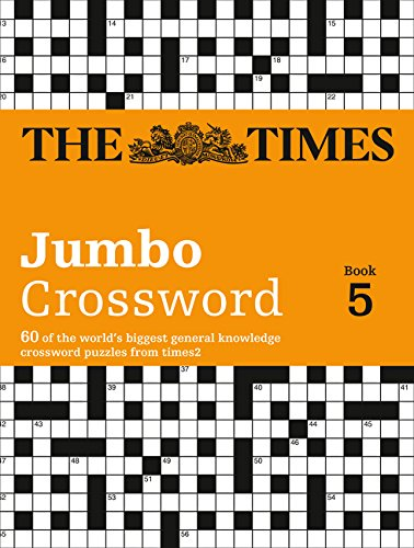 The Times 2 Jumbo Crossword Book 5
