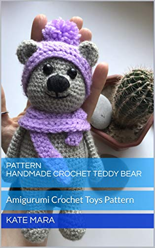 Crochet Bear Video Tutorial - YouTube | 500x314