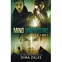 Mind Dimensions Books 0, 1, & 2 by Dima Zales (2015-06-15)