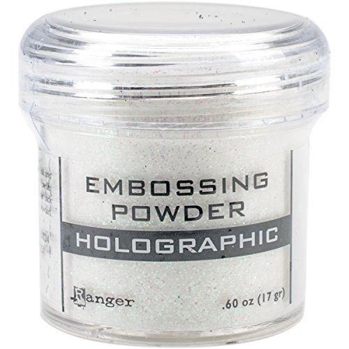 Poudre à Embosser à Ranger Industries holographique Poudre à Embosser