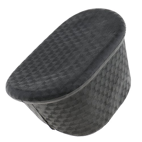 Phenovo Rubber Shampoo Bowl Pillow Hair Washing Neck Rest Cushion Spa Salon - 3, as described