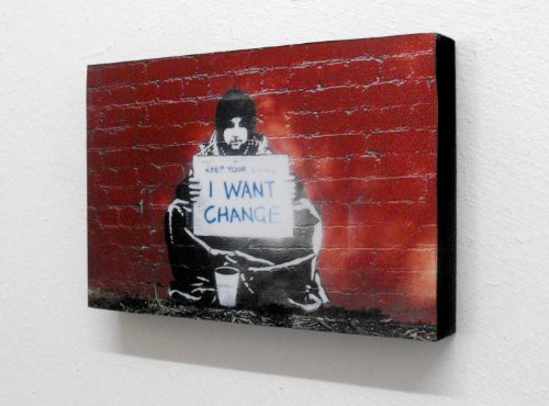 wandbild-auf-mdf-block-banksy-keep-your-coins-i-want-change-x-1524-cm-postkartengrosse-1016-cm