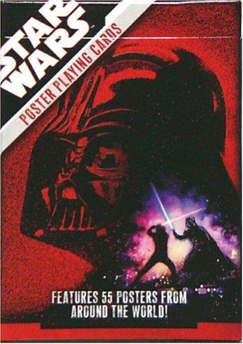 Star wars - cartes à jouer