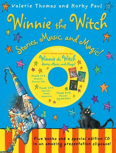 Winnie the witch : stories, music, and magic