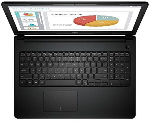 Dell Inspiron 15 3565 15-inch Laptop (7th Gen E2-9000/4GB/500GB/Ubuntu  Linux 16 04/Integrated Graphics), Black | Computers and Accessories,  Laptops |