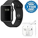 #8: Captcha Mi Redmi Note 4G Compatible Certified N11 Bluetooth Sports Smart Watch (Calling, Internet) & Earphones With Mic