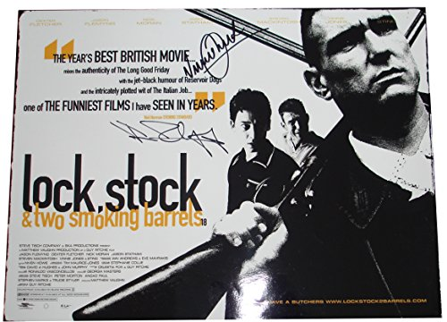 vinnie-jones-dexter-fletcher-signed-autograph-aftal-uacc-rd