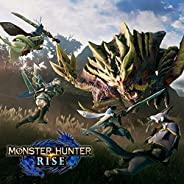 Monster Hunter Rise original soundtrack mini album
