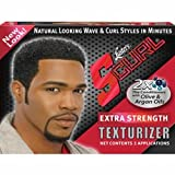 Best Lusters Relaxers - Lusters Scurl Extra Strength Texturizer - Natural Looking Review