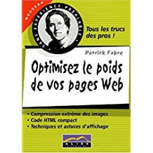 Optimisez le poids de vos pages Web