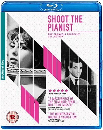 Bild von Shoot the Pianist [Blu-ray] [UK Import]