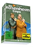 Die Rosenheim-Cops - Staffel 12, Folge 1-15 [3 DVDs]