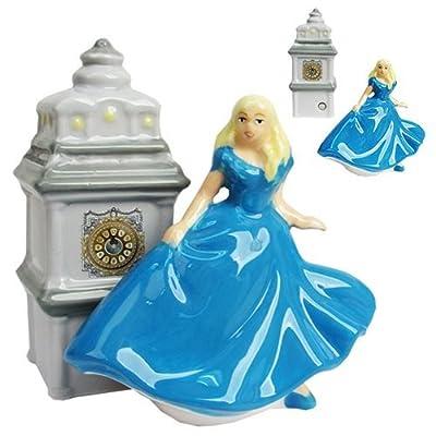 Salt & Pepper Shakers - Disney - Cinderella When The Clock Strikes Midnight 16043 by Westland