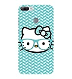 Gismo Hello Kitty Cute girl girlie Printed TPU Soft silicon Flexible Case Cover For Honor 9 Lite