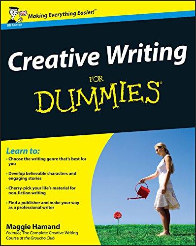 Creative Writing for Dummies por Maggie Hamand