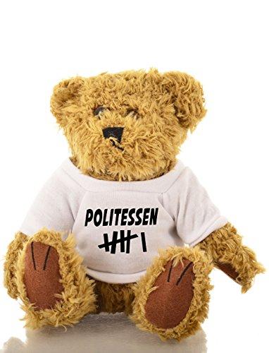 FunnyLegs Bad Bear witziger Plüsch Teddy Bär für Erwachsene (Teddy Sexy Bear)