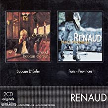 Coffret 2 CD : Boucan d'enfer / Paris Provinces
