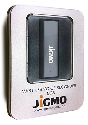 jigmo-voice-activated-audio-recorder-gray-8gb-96-hrs-capacity-mini-digital-recording-device-usb-spy-