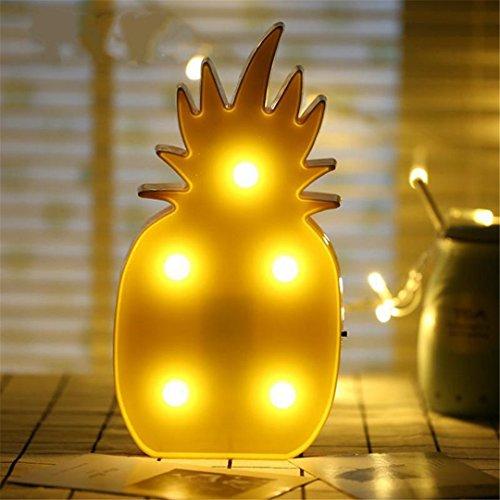 XIAOBIDENG Dekorativer Buchstaben Licht Stern LED Moderne Wandleuchte Weihnachtsschmuck Beleuchtung Wandleuchte für Home R