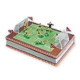 Galatasaray Fussball Torten Deko (6 Spieler,2 Tore)