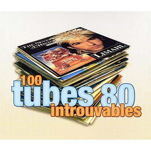 100 Tubes 80 Introuvables (Coffret 5 CD)