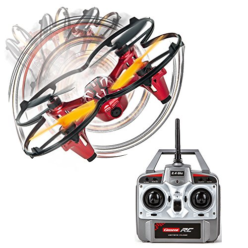 Carrera 370503003 - RC 2.4 GHz Quadrocopter Video One - 3