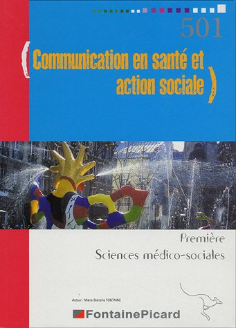 Communication en santé et action sociale 1e SMS