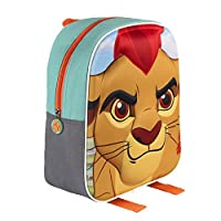 Disney 2100001643 31 cm Lion King Simba 3D Effect Junior Backpack